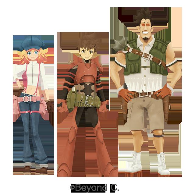 Beyond C. Co., Ltd. [STUDIO4℃]