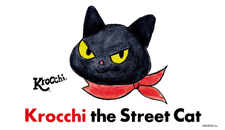 Krocchi the Street Cat
