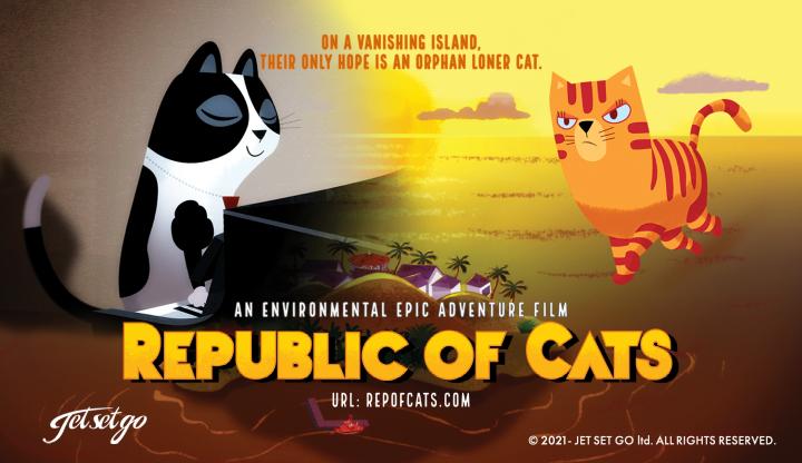 メイン画像:Republic of Cats